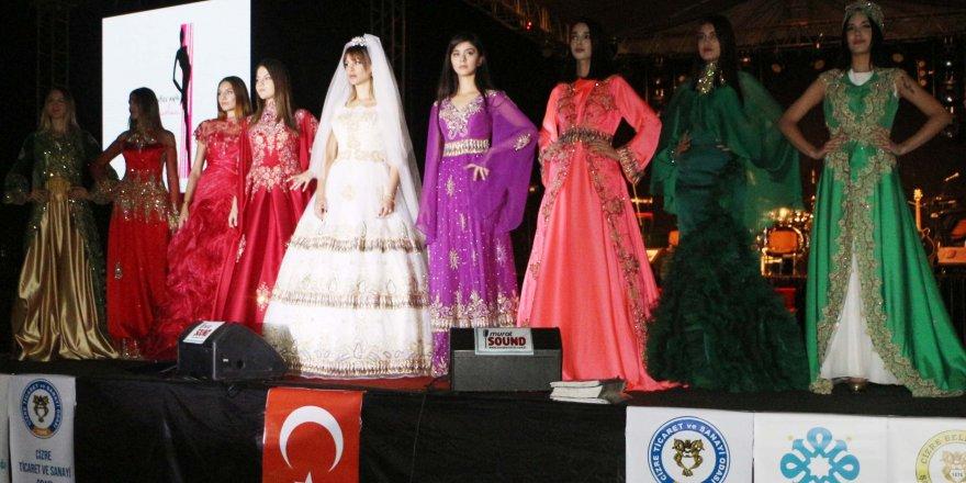Cizre'de ilk defile ve Ferhat Göçer konseri