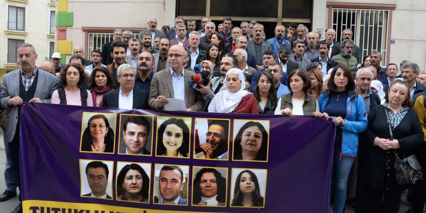 HDP'den 4 Kasım yıl dönümü açıklaması