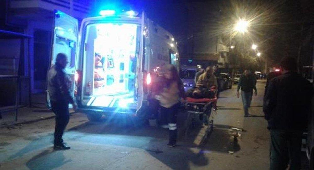 Diyarbakır'da intihar eden Başkan'ın kızı kurtarılamadı