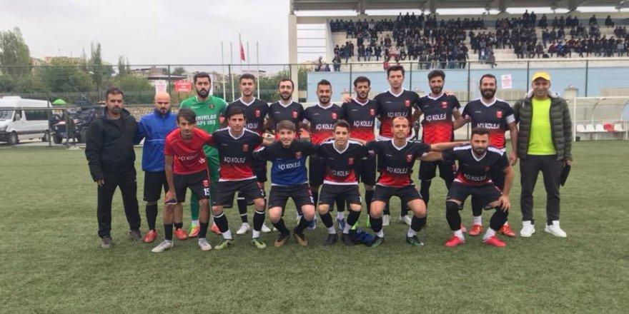 Ergani Takımlarının Haftası