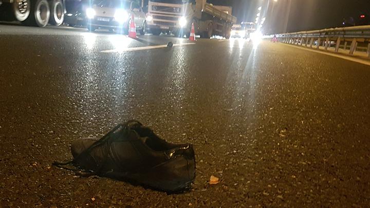 (VİDEO) İstanbul'da feci kaza!