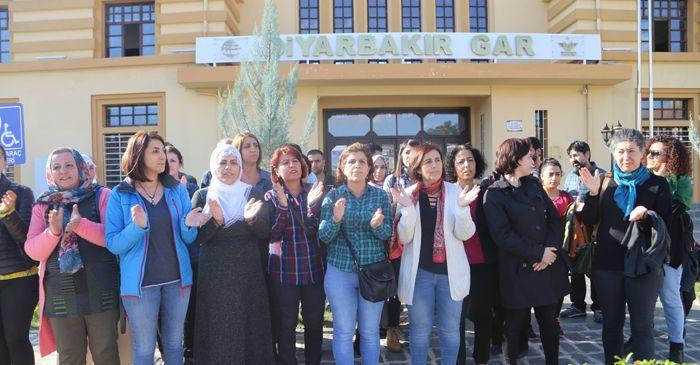 Memur-Sen temsilcisi  kadın çalışanı dövdü!