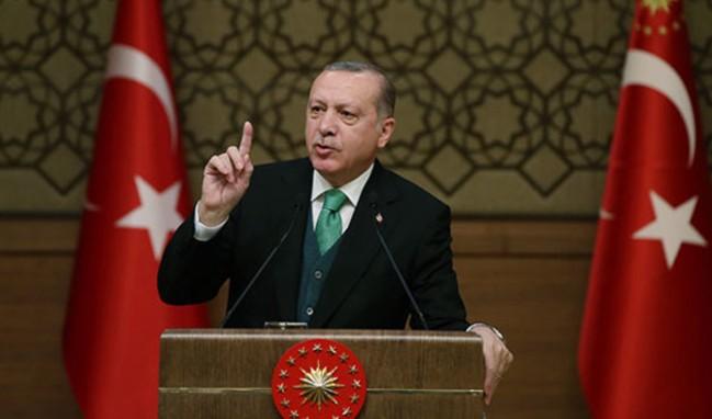Erdoğan, Le Figaro'ya yazdı: AB'ye tam üyelik hedefi sürüyor