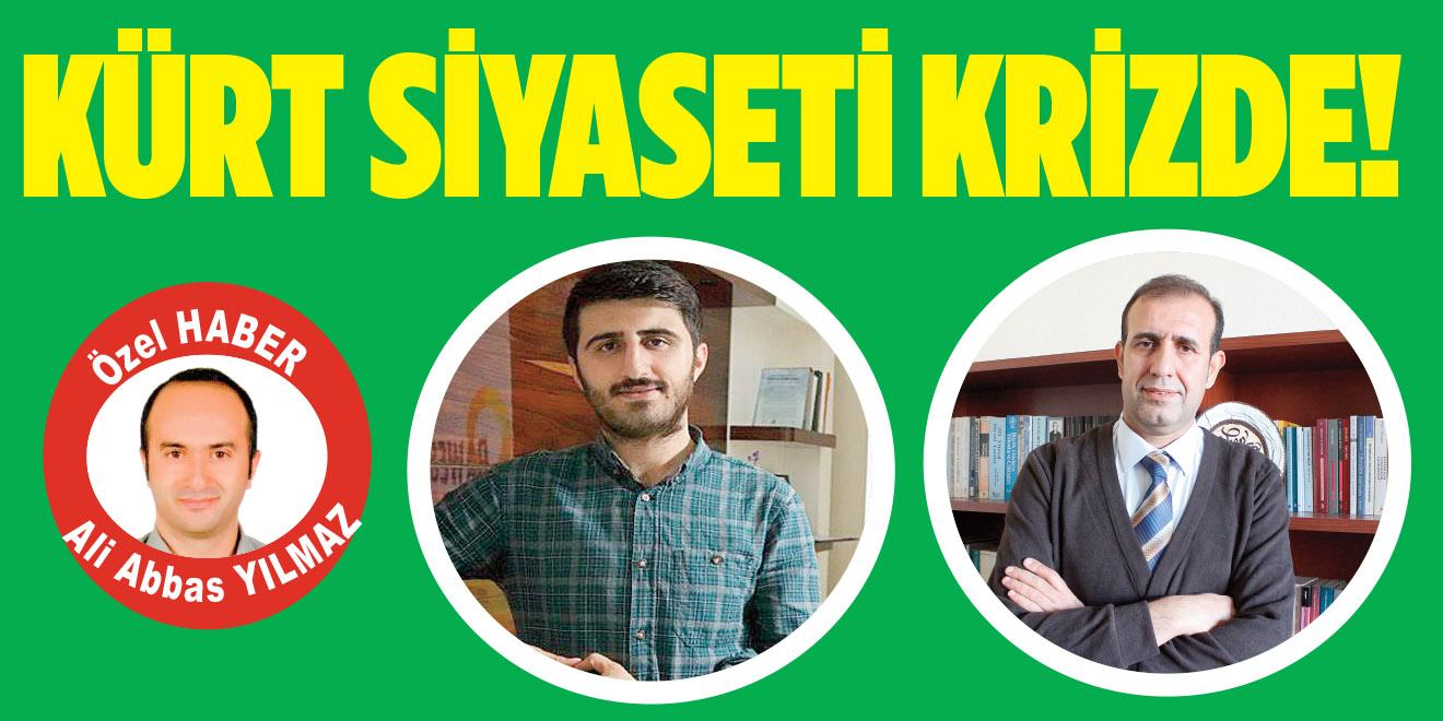 Kürt siyaseti krizde!