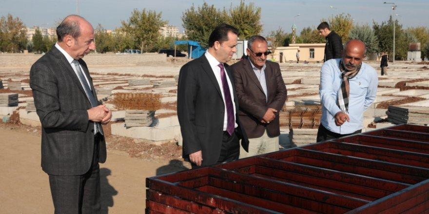 Büyükşehir iki katlı mezarlık yapıyor