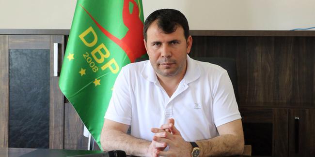 DBP Eş Genel Başkanı Mehmet Arslan hakkında tahliye kararı