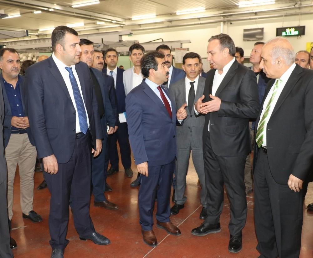 Diyarbakır OSB'de 400 milyonluk yatırım