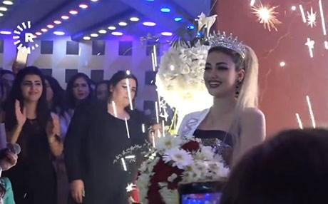 VİDEO- Kamışlo'da ilk güzellik yarışması