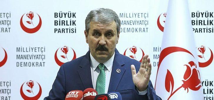 VİDEO- MHP'den sonra BBP'de yerel seçim kararını verdi