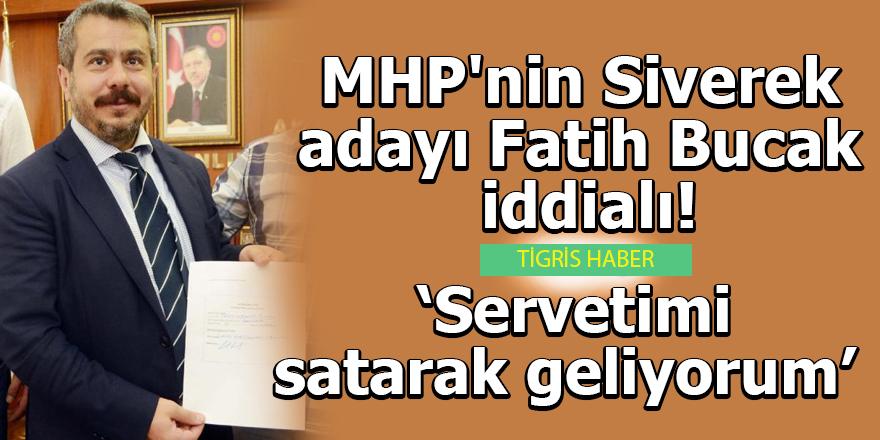 VİDEO- MHP'li Bucak'tan şoke eden sözler: Trump bile Siverek'e gelemez