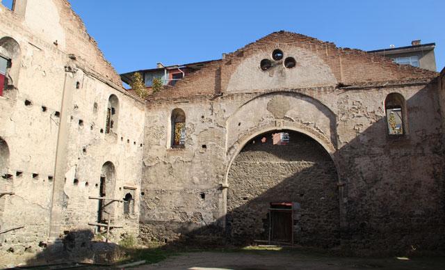 VİDEO- Tarihi Kilise İçin Restorasyon Çıkmazı