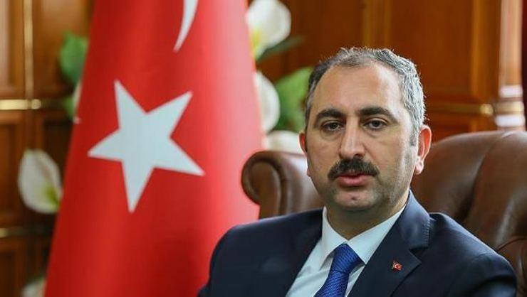 Adalet Bakanı, cezaevlerindeki toplam tutuklu sayısını açıkladı