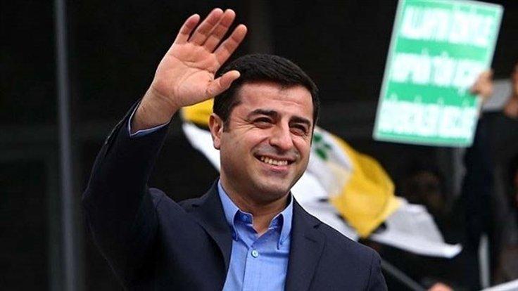 Demirtaş'tan AİHM açıklaması: Hükümet'in ne yapmak istediği artık çok belli