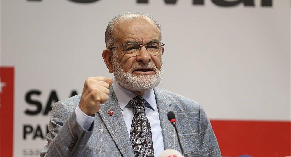 Karamollaoğlu, Yeniden Refah Partisi'ni değerlendirdi