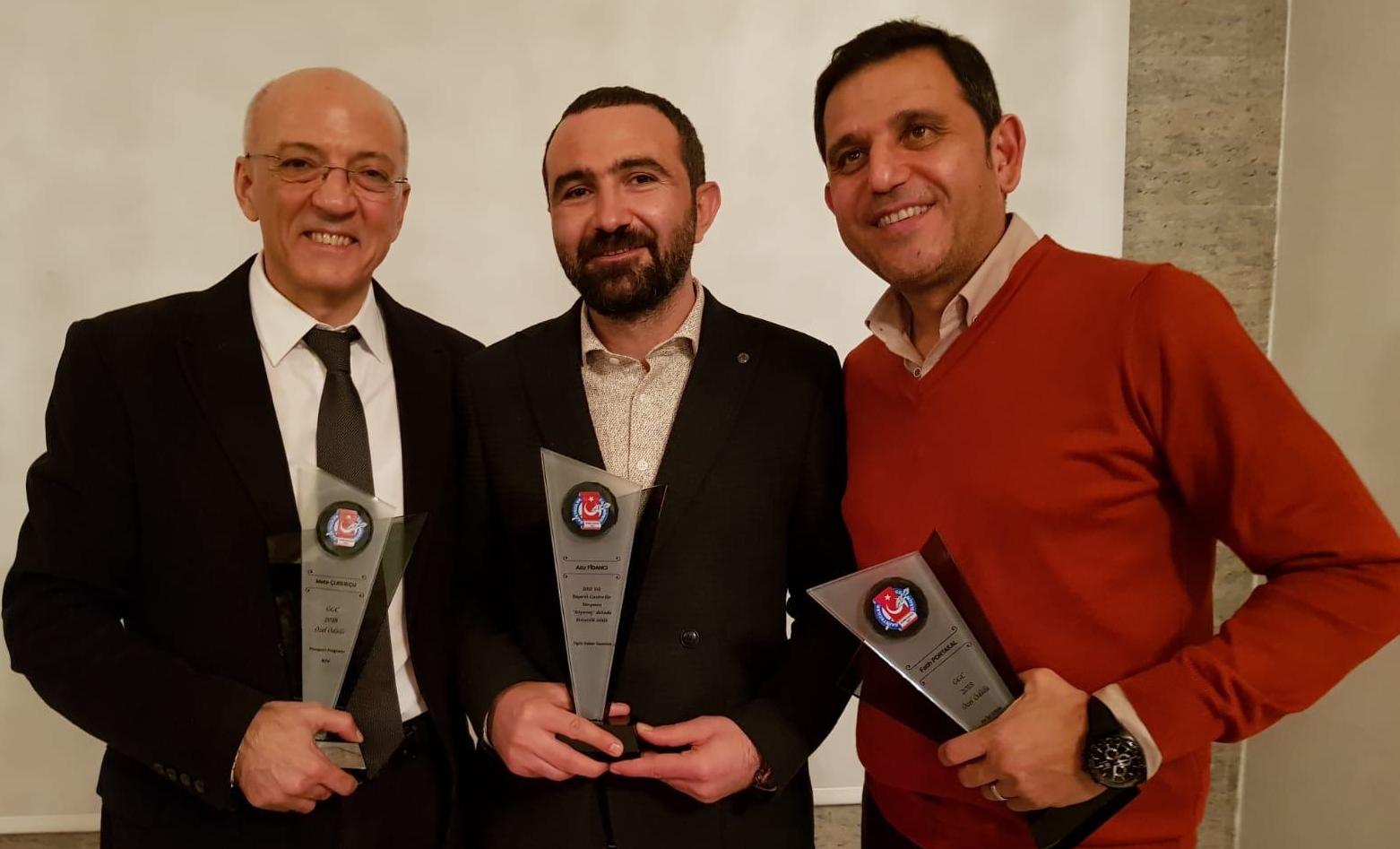 GGC'den Tigris Gazetesi'ne ödül