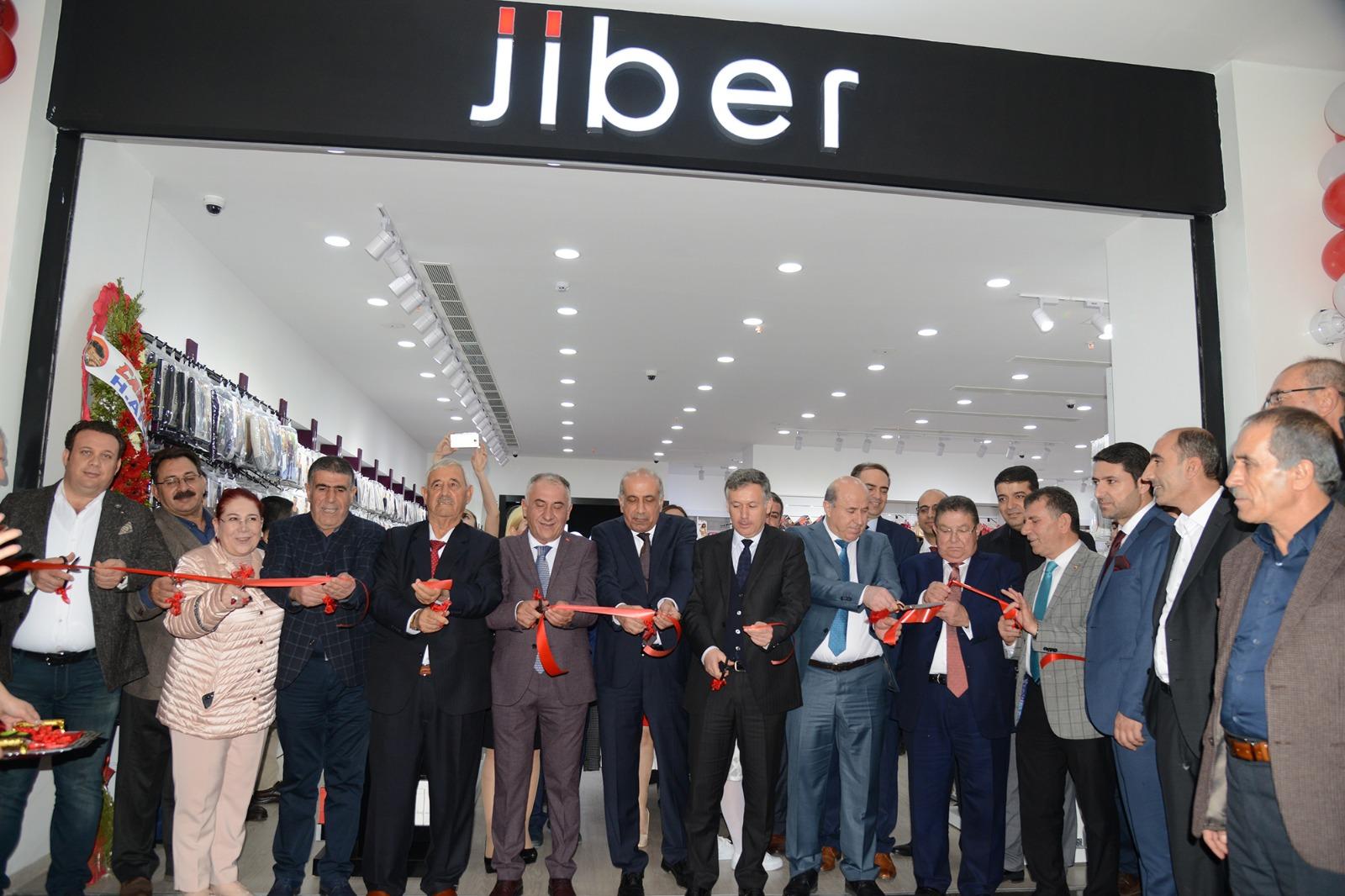 JİBER, Erbil'de bir şube daha açtı