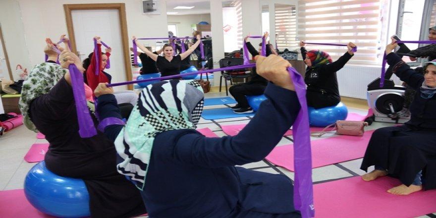 Diyarbakırlı kadınları sporla buluşturdular