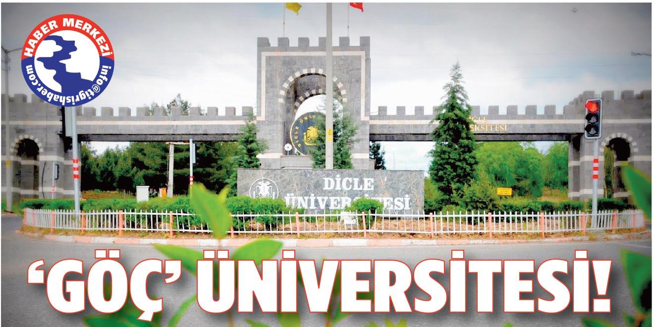 'Göç' Üniversitesi!
