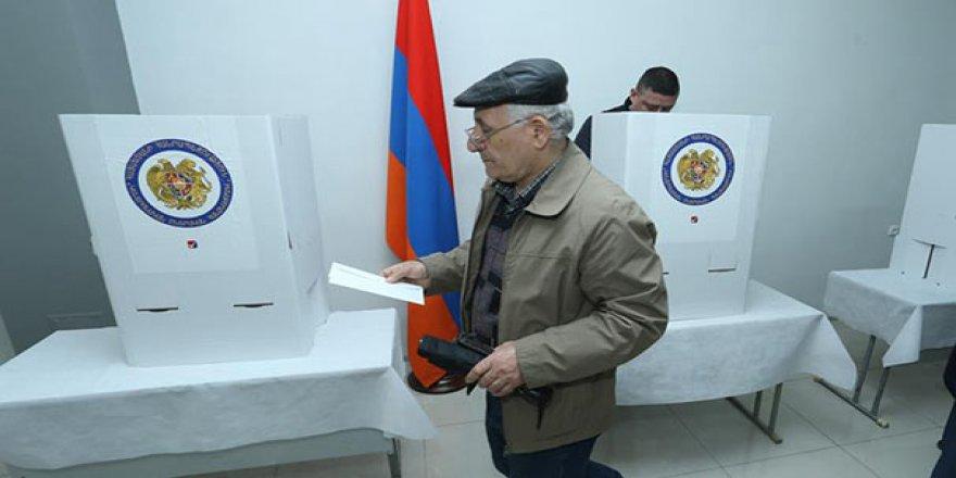 Ermenistan'da erken seçim