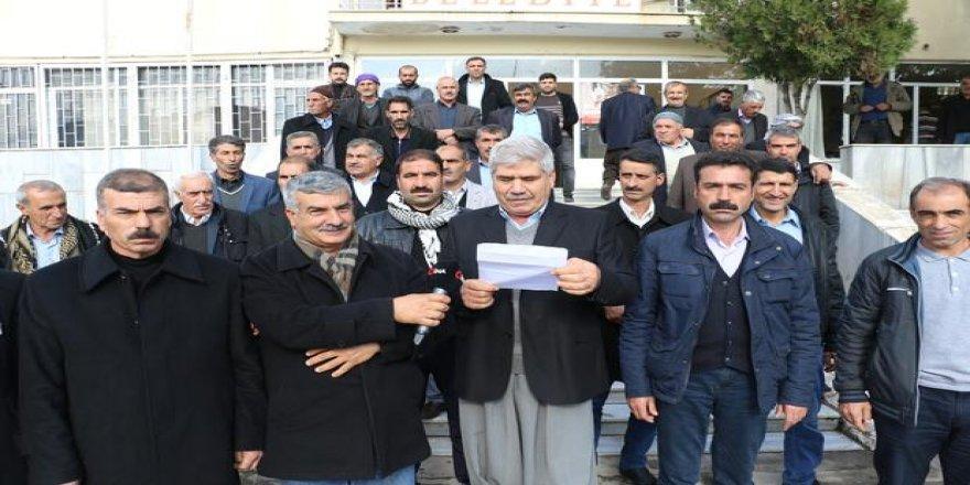 Muhtarlar Karamehmetoğlu dedi