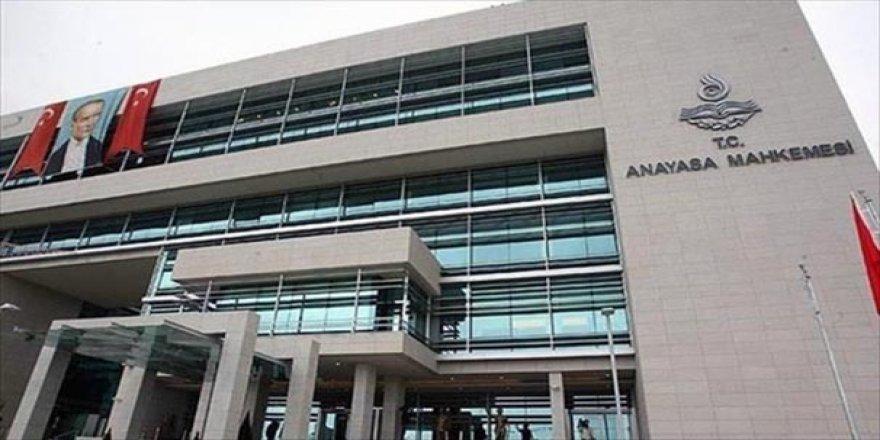 AYM partileri denetledi: DYP'ye suç duyurusu yapılmasına hükmetti