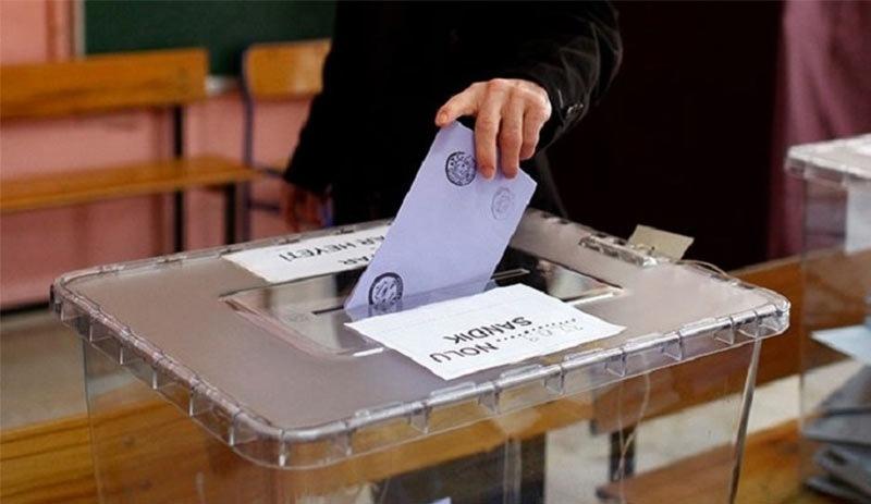 CHP, partilerin oy oranlarına ilişkin anketini açıkladı