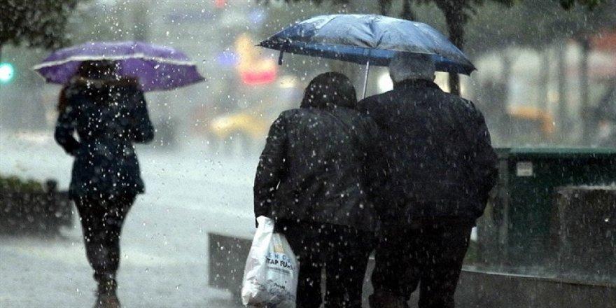 Diyarbakır'da fırtına uyarısı