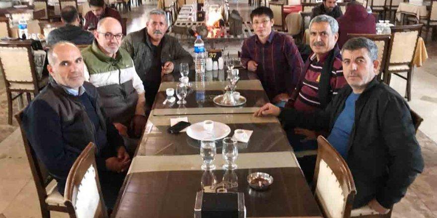Diyarbakır'daki mermer ocağına Çinli ortak