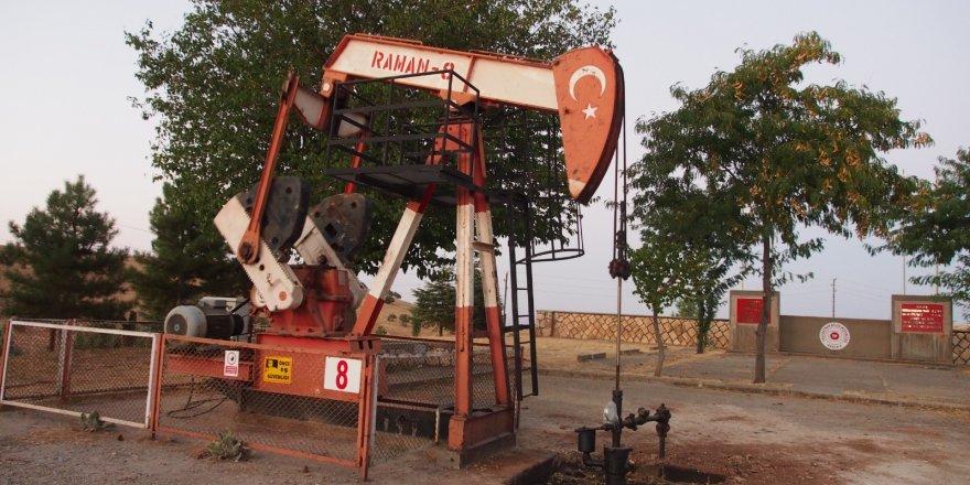 Batman'da 70 yılda 1 milyon ton petrol çıkarıldı