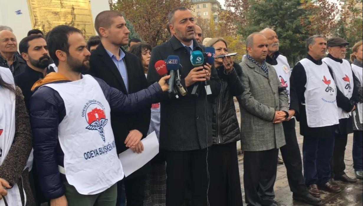 VİDEO- İnsan hakları haftası Diyarbakır'da başladı