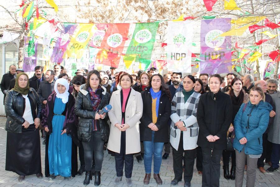 HDP'den Van'daki gözaltılara tepki