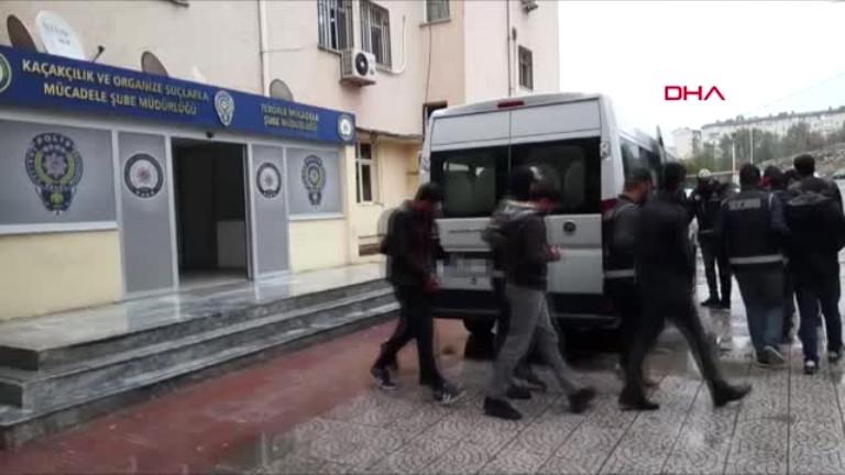 VİDEO- Şanlıurfa'da joker operasyonu