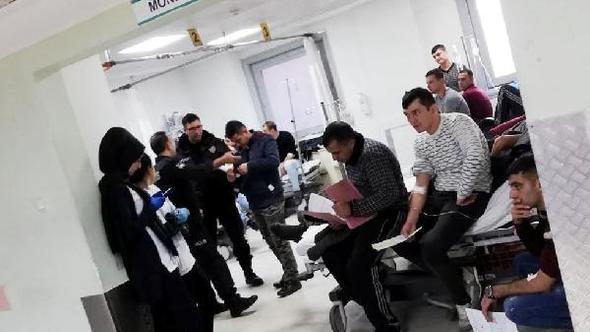 VİDEO- Gaziantep'te çok sayıda öğrenci zehirlendi