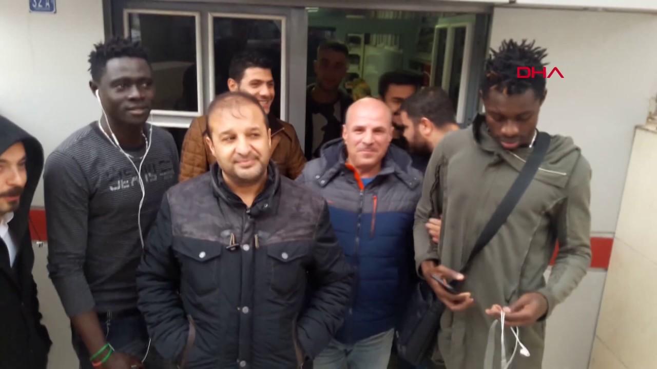 VİDEO-  Ndiaye'nin Türkiye'ye Getirdiği 2 Senegalli Diyarbakırspor'da