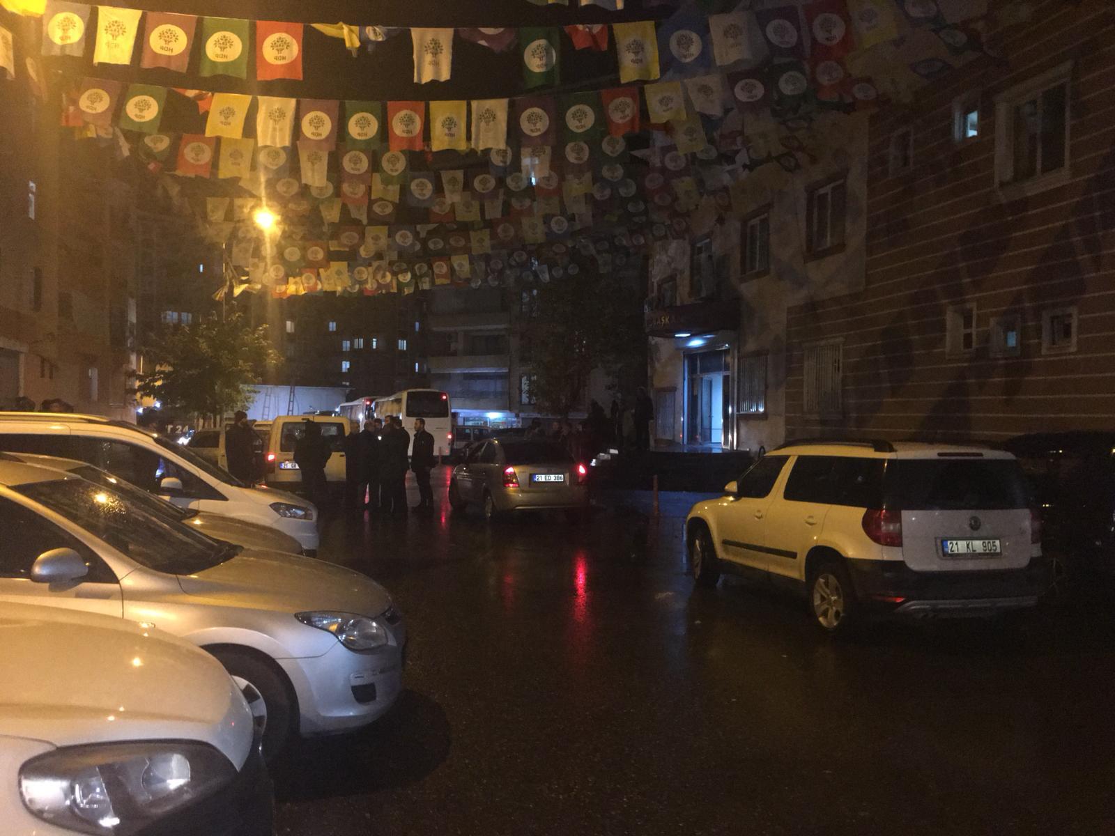 HDP'de gözaltına alınanların isimleri