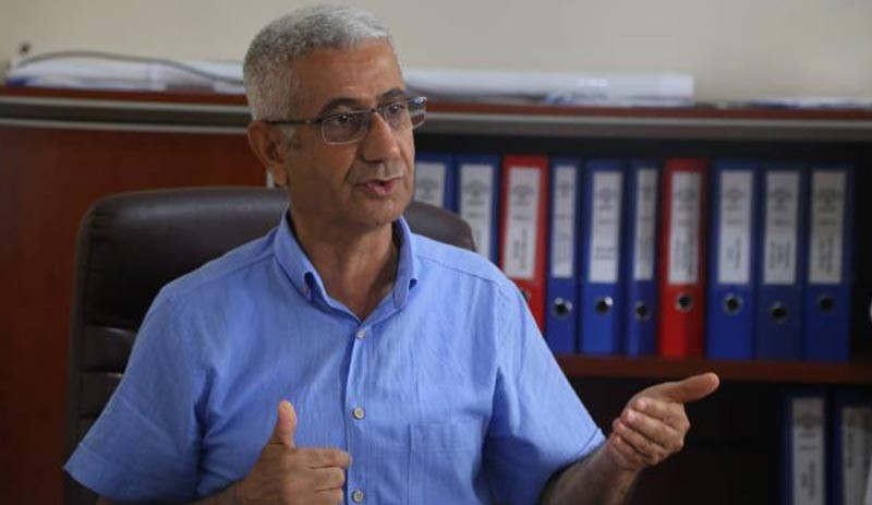 HDP'li Başkan Emniyette gözaltına alındı