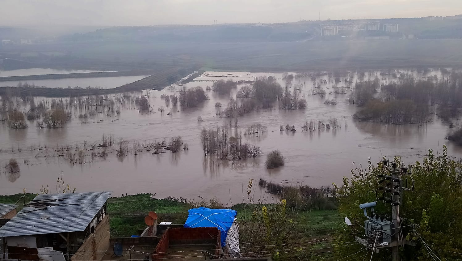 Diyarbakır'da kriz masası oluşturuldu