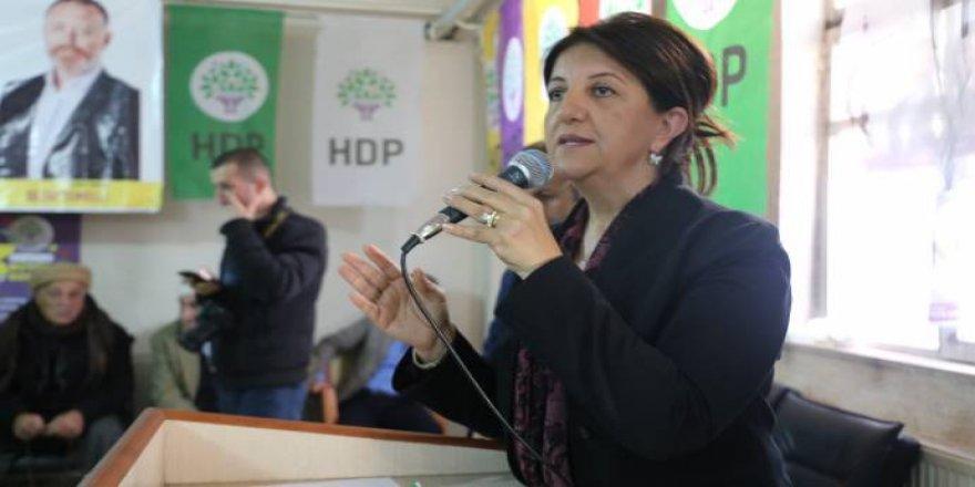 Buldan: AKP'ye her yerde kaybettirmeyi karar aldık