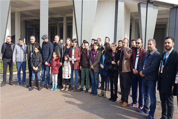 Diyarbakır'daki STK'lar: Amedspor'a uygulanan ambargo kalkmalı