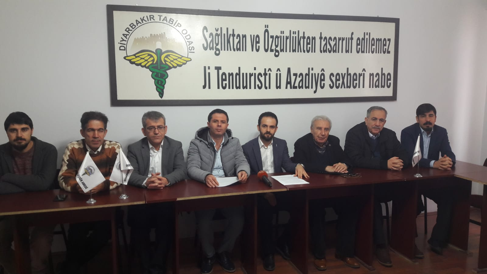Diyarbakır Tabip Odası'ndan Ankara davasına katılım çağrısı