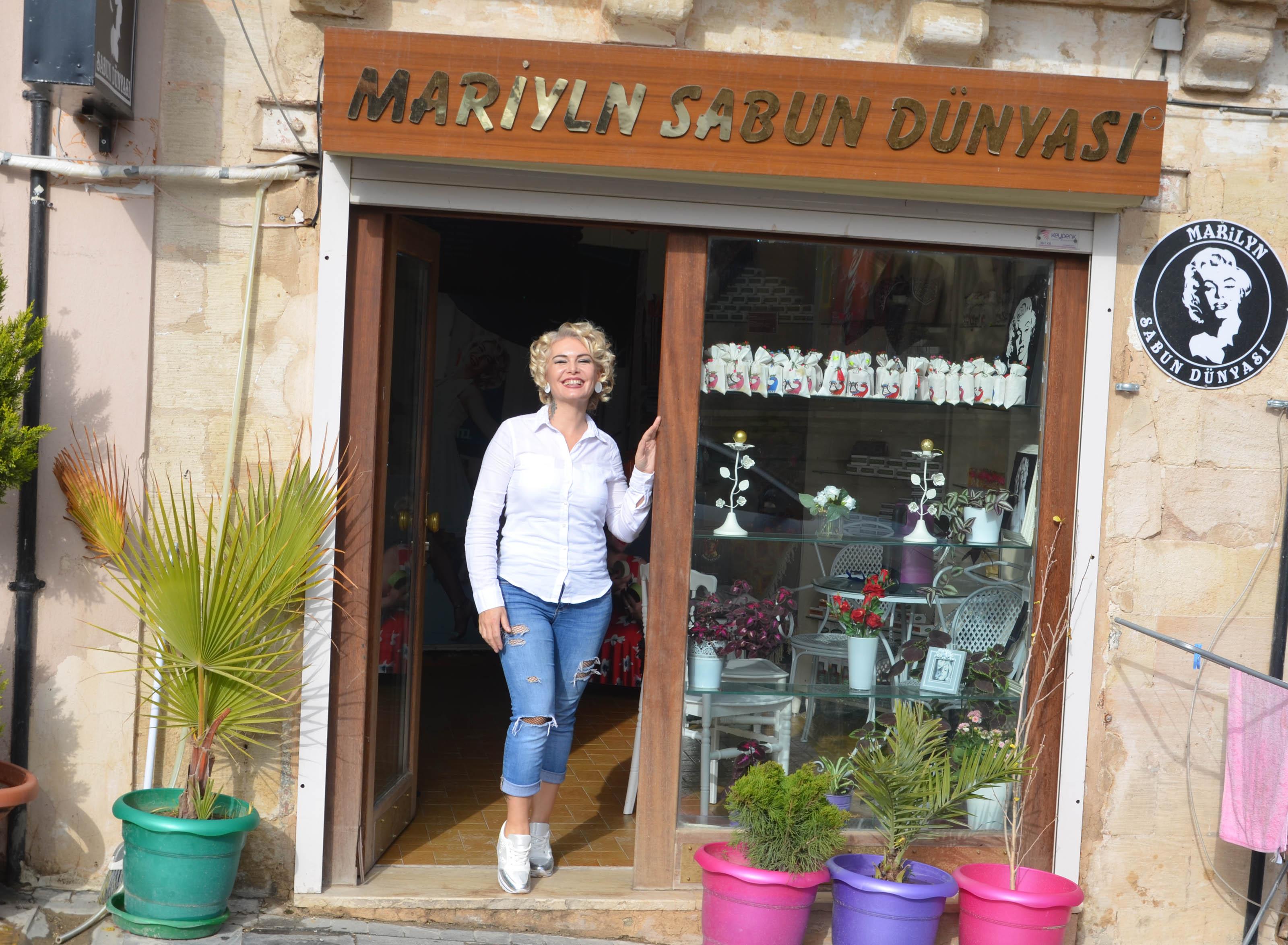 'Mardin Monroe' sabunları