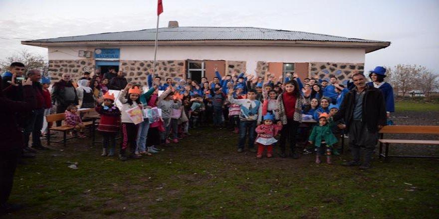 Haliç Gönüllüleri Diyarbakır'da