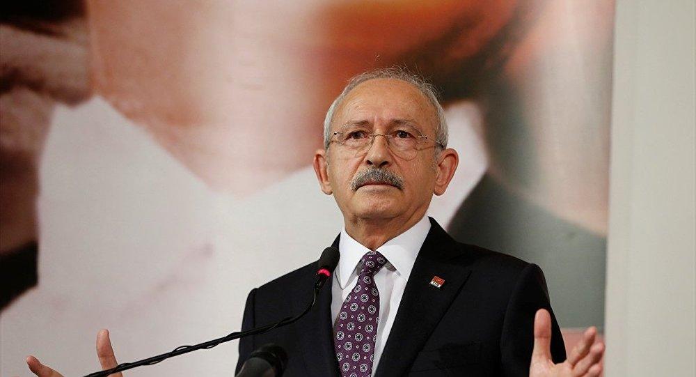 Kılıçdaroğlu'ndan Erdoğan'a: Ben zaten sokaktayım, sen 3 bin kişilik ordun olmadan sokağa çıkamıyorsun