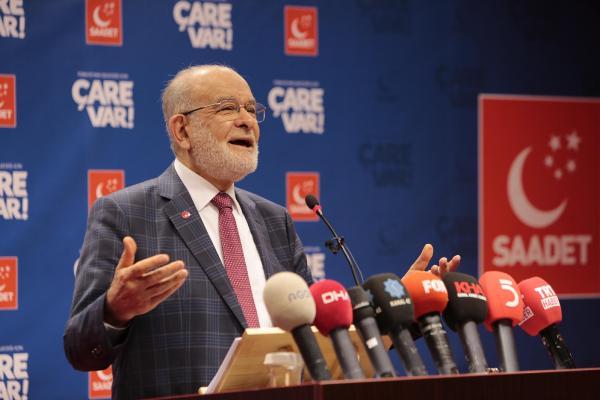 Saadet Partisi adaylarını haftaya açıklayacak