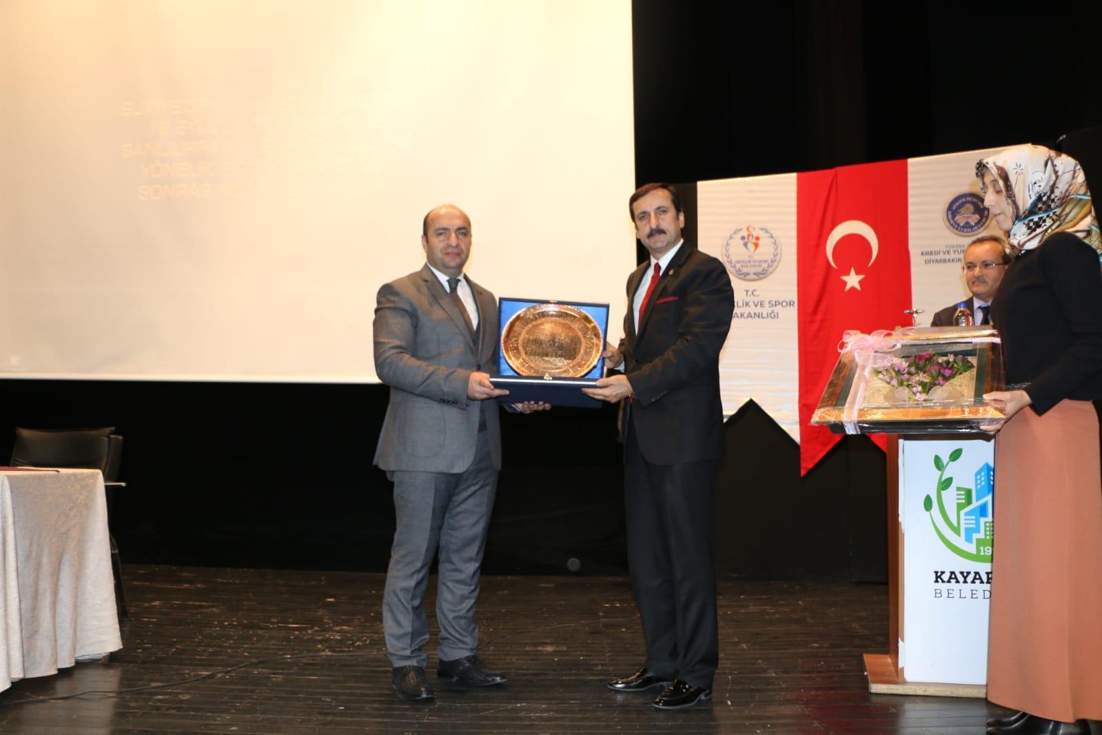 """KYK ÖĞRENCİLERİ İÇİN """"KARİYER PROGRAMI"""" YAPILDI"""