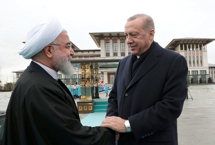 Erdoğan, ABD'ye karşı İran'ın yanındayız