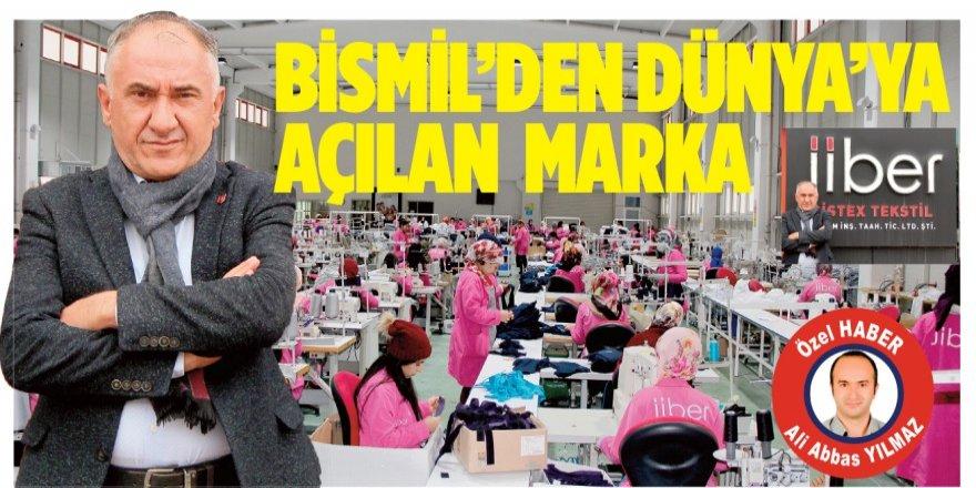 Bismil'den dünyaya açılan marka