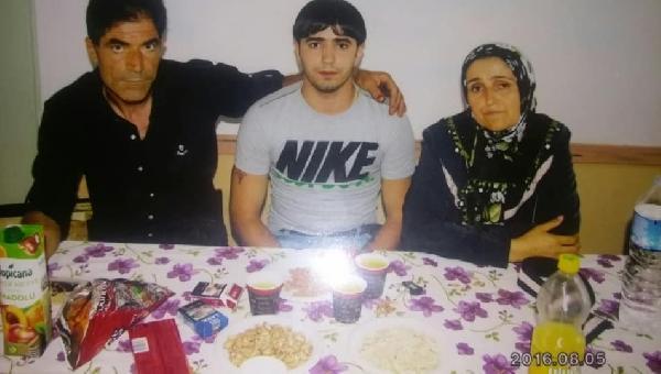Erkek cinayetine uğrayan kadın ve anne-babası toprağa verildi