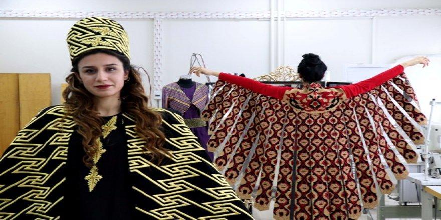 Diyarbakır'ın tarihi figürleri modaya yansıdı