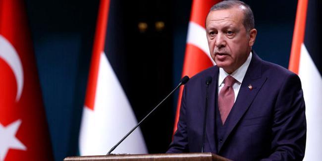 VİDEO- Cumhurbaşkanı Erdoğan: Suriye psikolojik bir eylem içerisinde